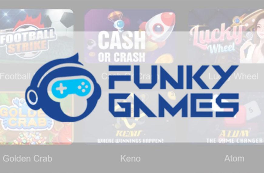3 เกมแนะนำ จากค่าย Funky Games