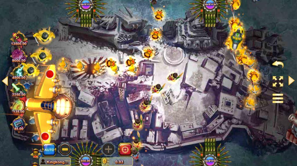 เกม Tokyo Kombat